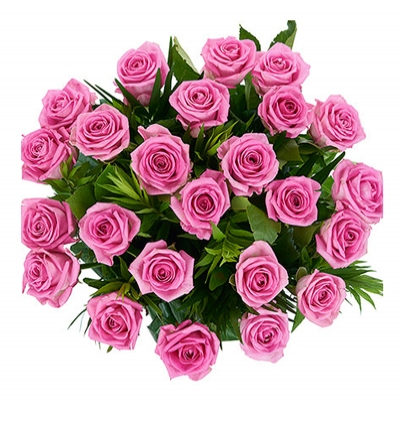 11 red roses and teddy 33 pink roses bouquet