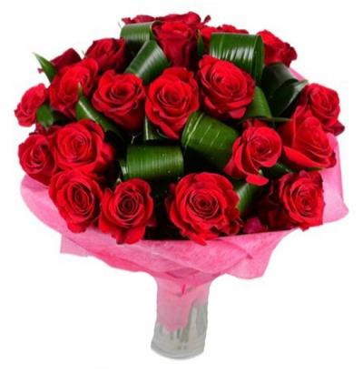 rose lilien und chrysanthemen