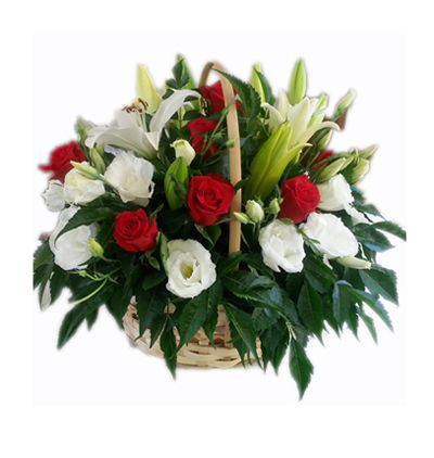 turkey flower delivery Roses, Lilys and Lisyantus
