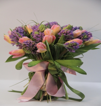 turkey flower delivery Tulip bouquet